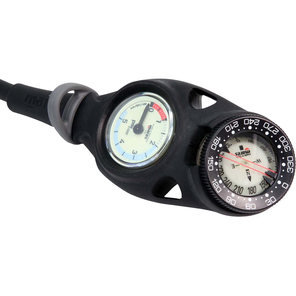 Mares Mission 2C Gauge w/ Compass