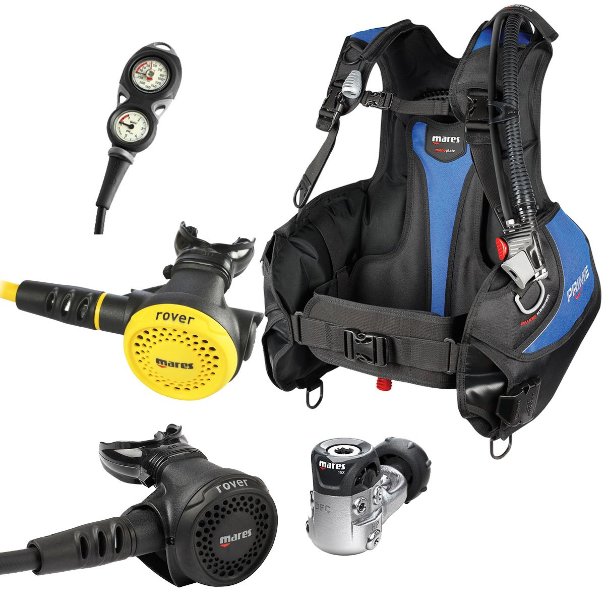 Mares Intro Dive Gear Package