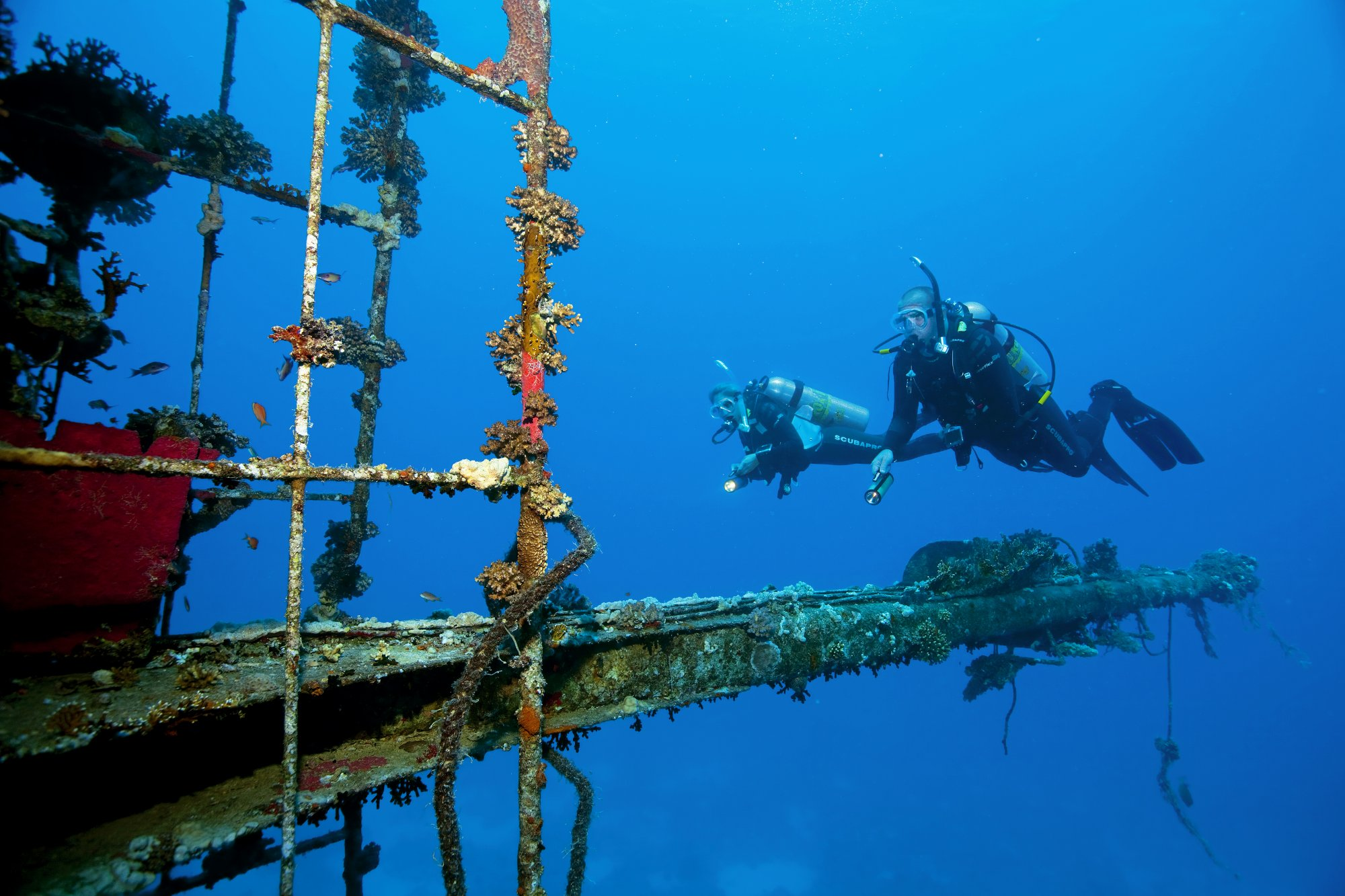Open Water Diver Class