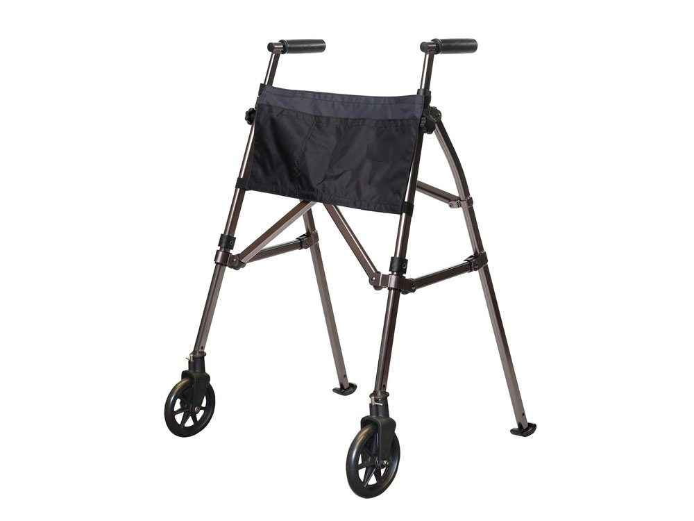 Walker, EZ Fold-N-Go, Stander, Folding
