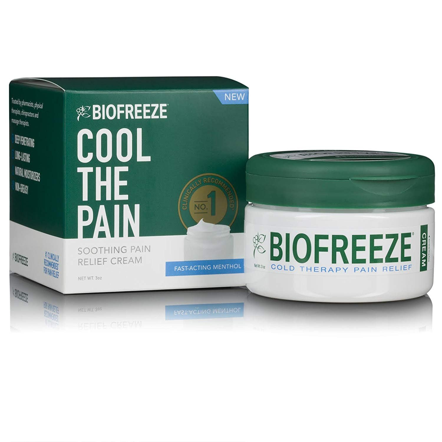 Biofreeze, Professional Cream