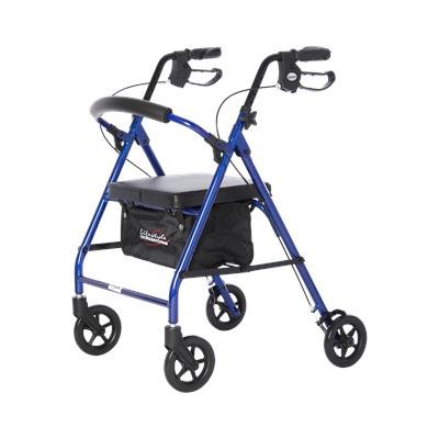 Walker Rollator, 4-Wheel, 6 Wheel, Lifestyle 807