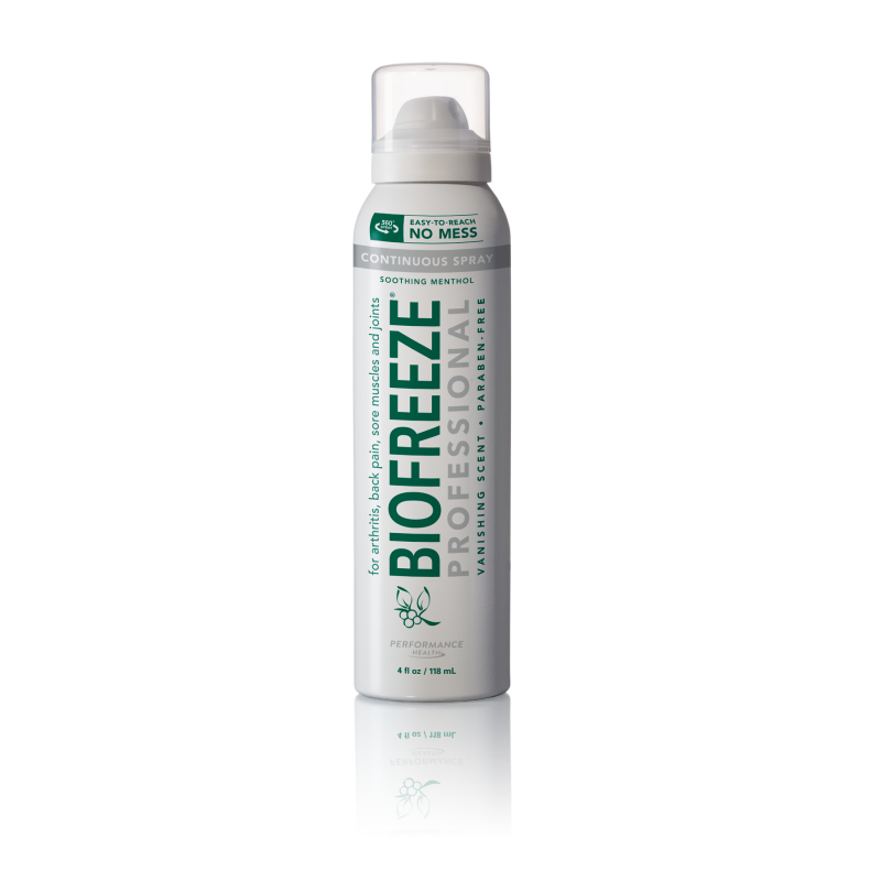 Biofreeze, Professional Continuous Spray