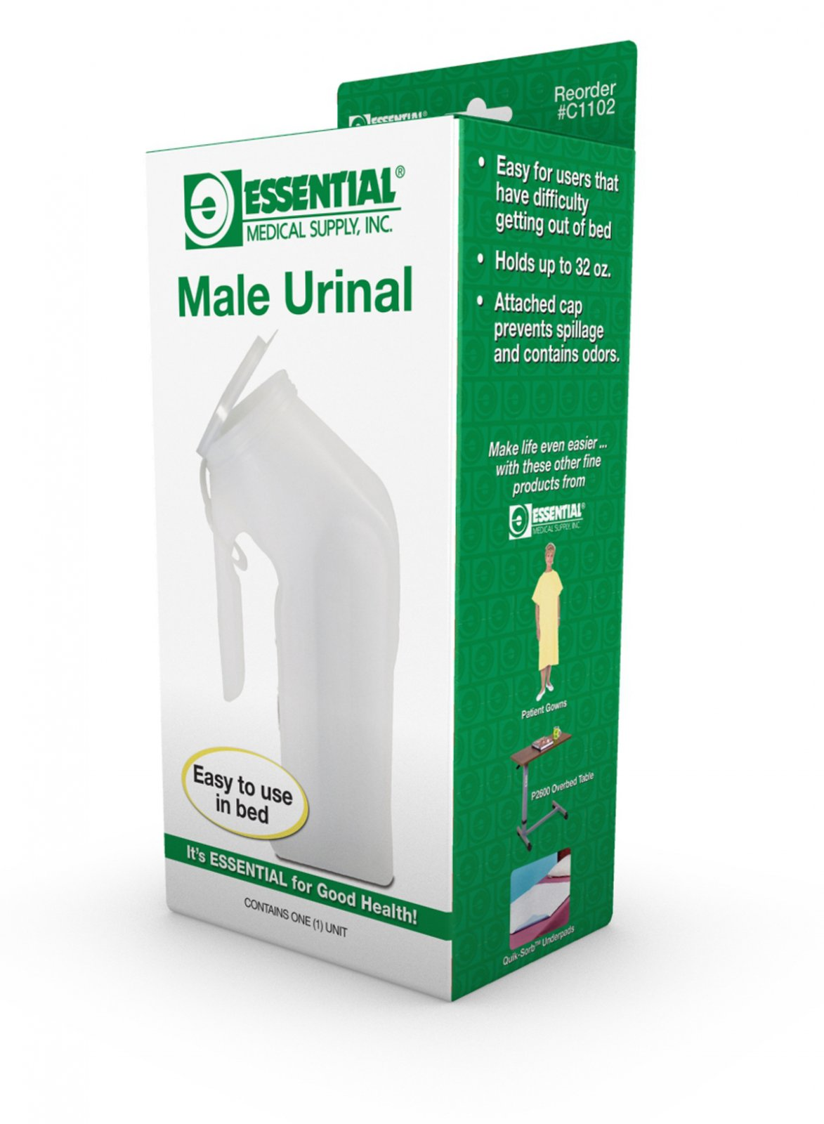 Urinal, Male