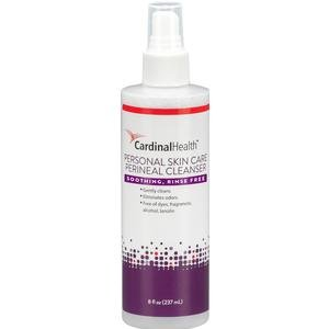 Perineal Cleanser, Cardinal Health, Rinse Free