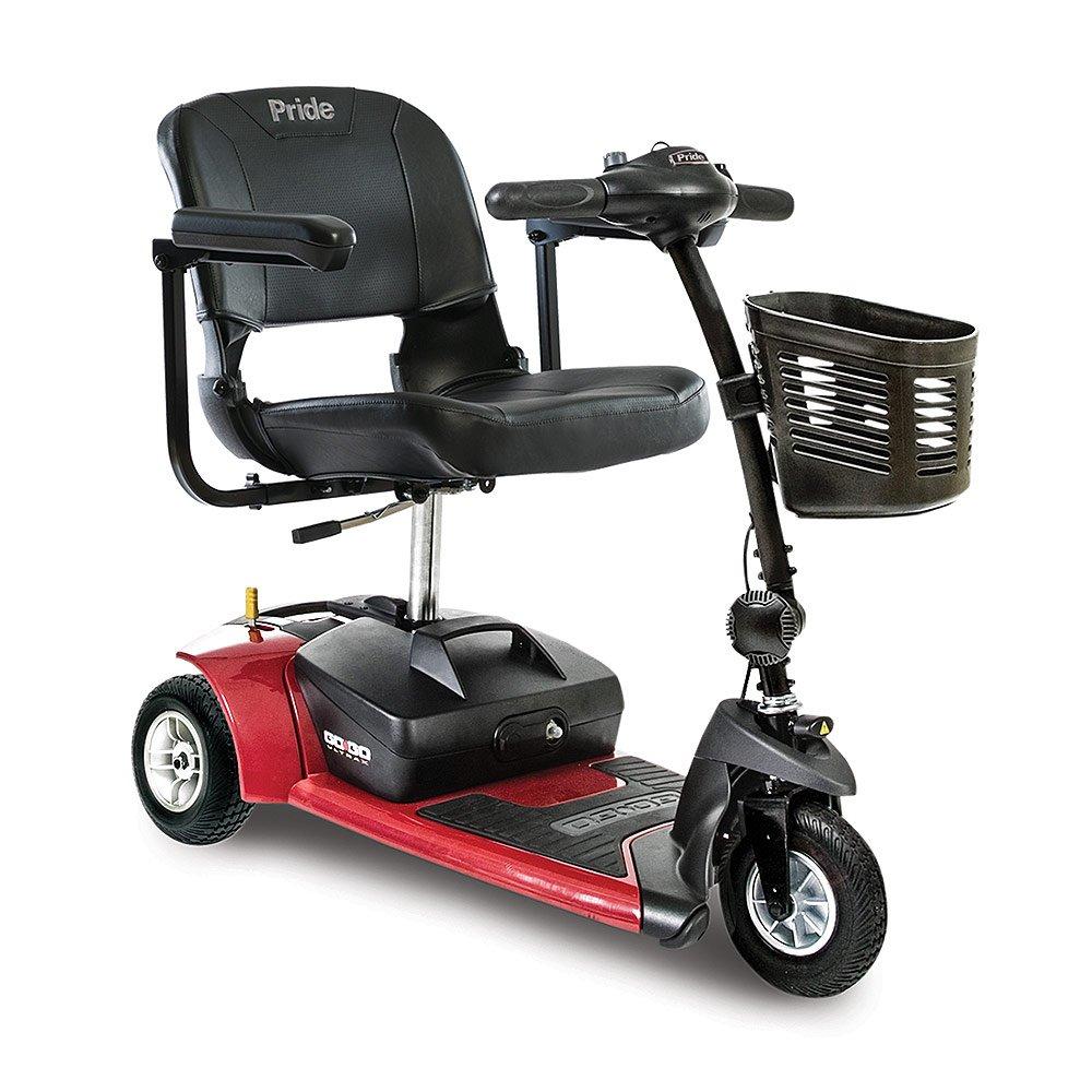 Scooter,  Pride Go-Go Ultra X, 3-Wheel