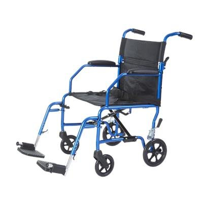 Transport Companion Wheelchair, Ultra Lightweight, Lifestyles Mobility