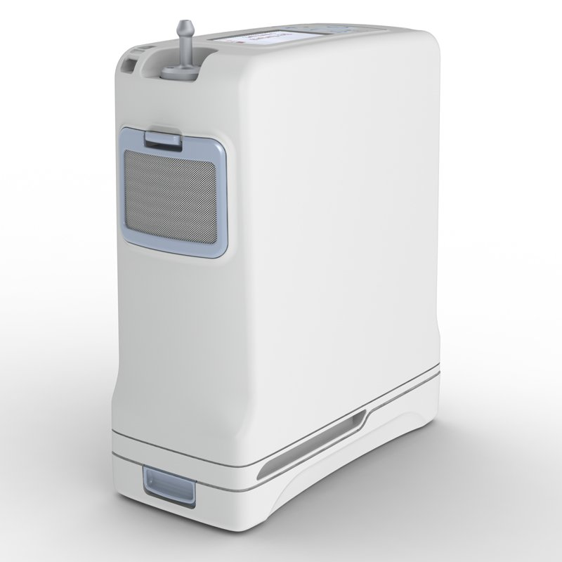 Oxygen Portable Concentrator System, OXYGO FIT