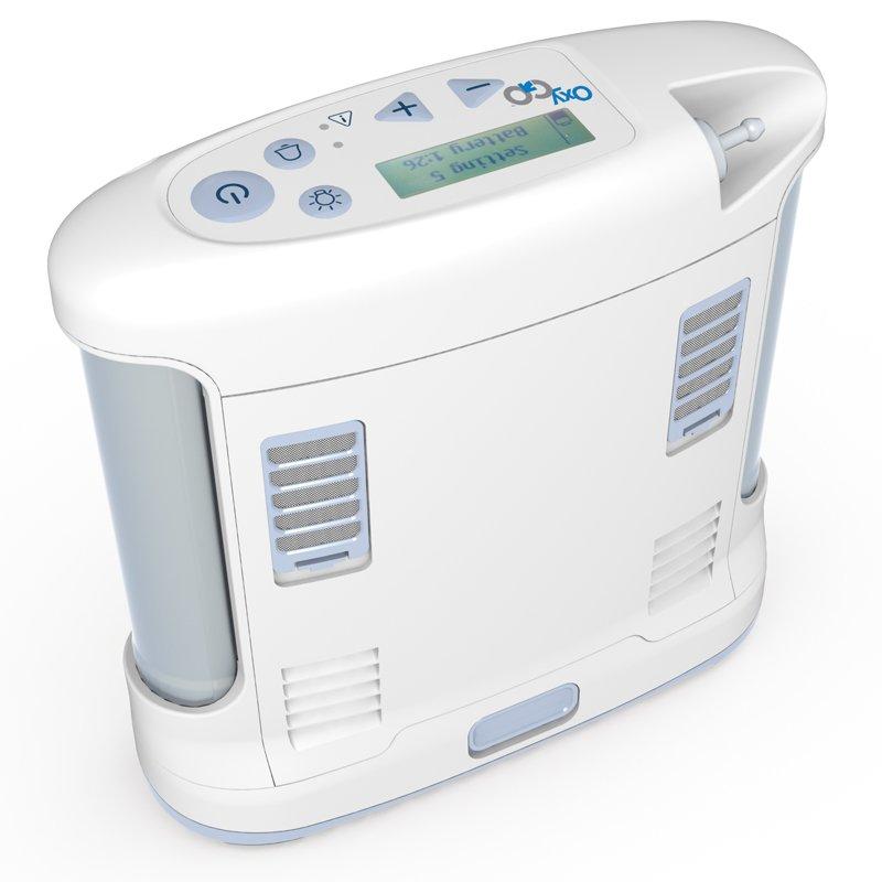 Oxygen Portable Concentrator System, OXYGO