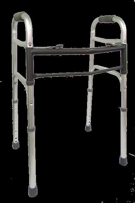 Walker, Standard Folding, w/o Wheels