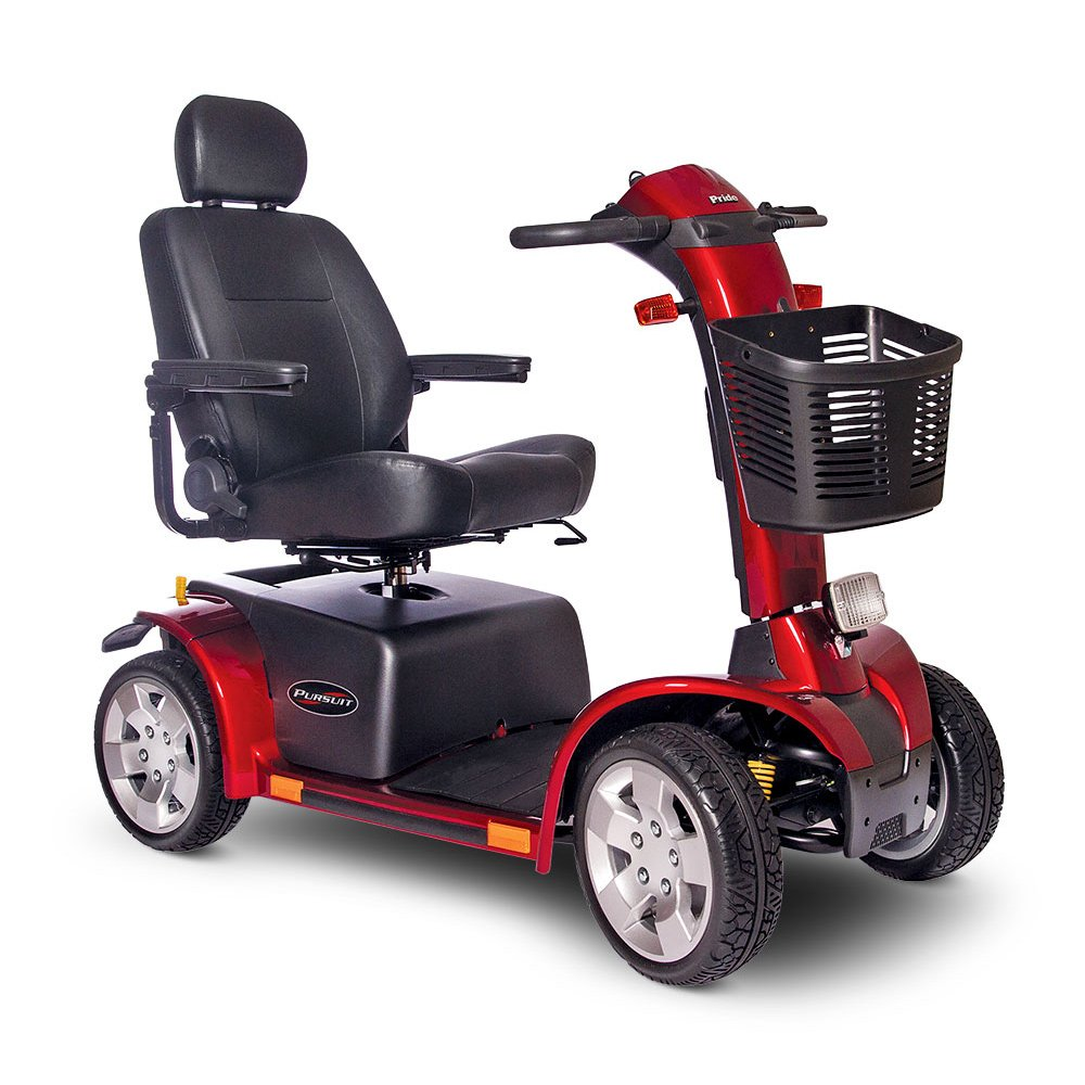 Scooter, Pride Pursuit, 4-Wheel