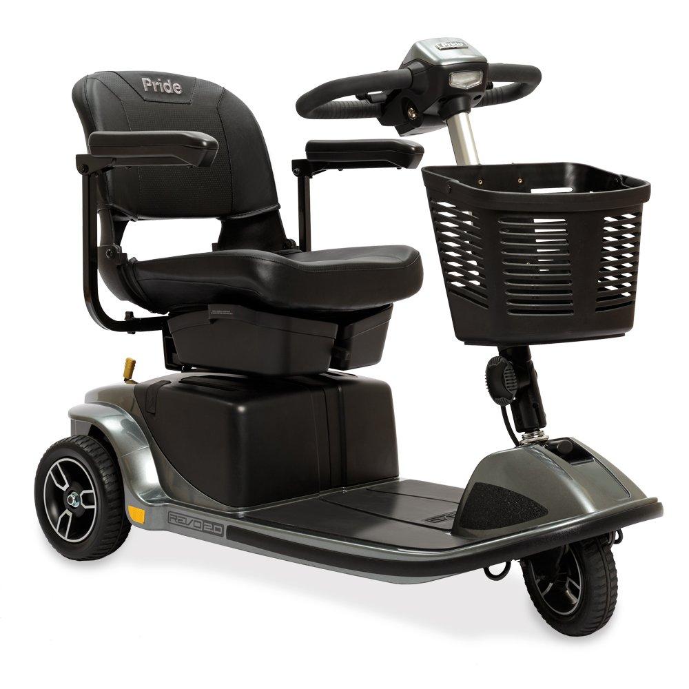 Scooter, Pride Revo 2.0, 3-Wheel