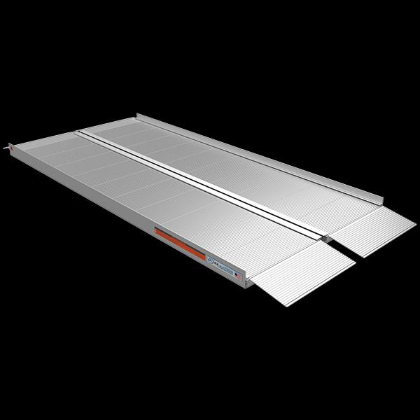 Ramp, Singlefold Suitcase, Aluminum