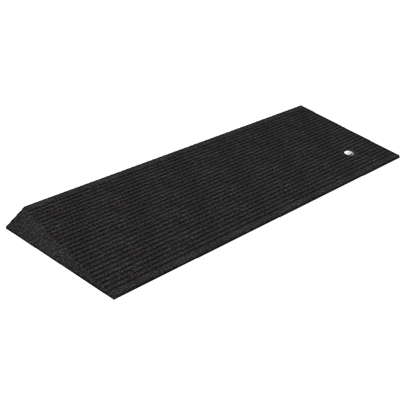 Ramp, Transitions Angled Entry Mat, Black