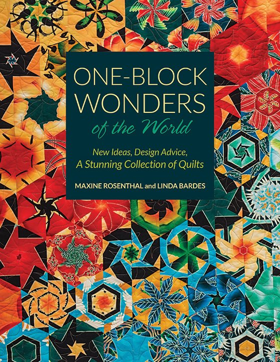 One-Block Wonders of the World, Maxine Rosenthal and Linda Bardes