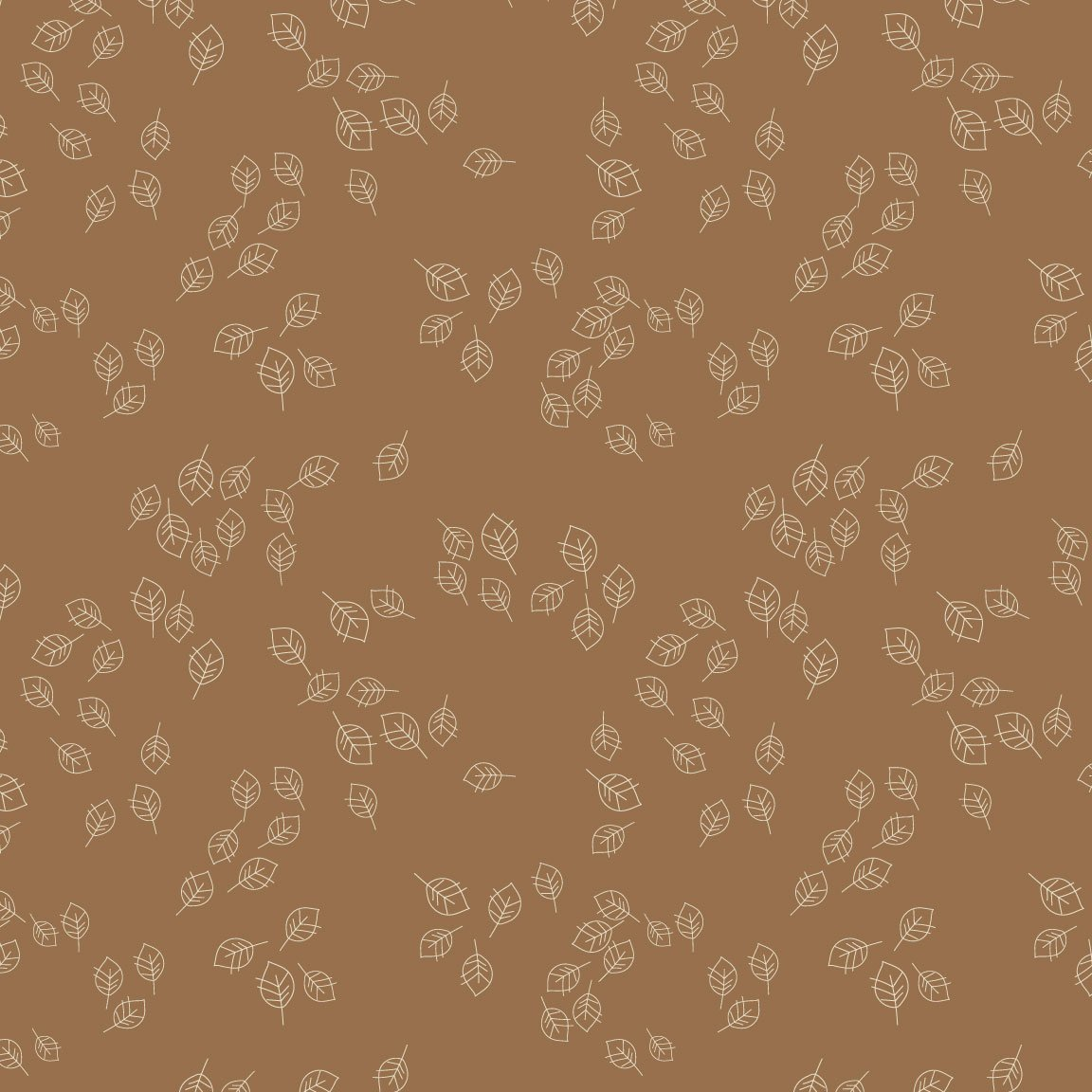 Leaves - Brown