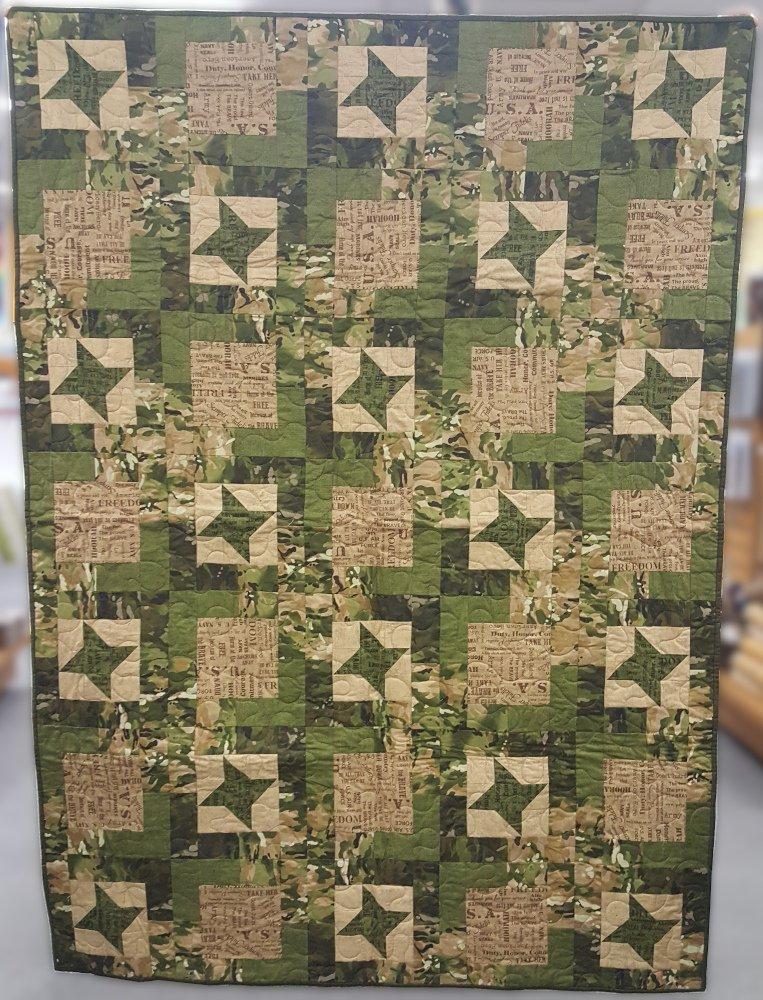 Military, 50 x 70