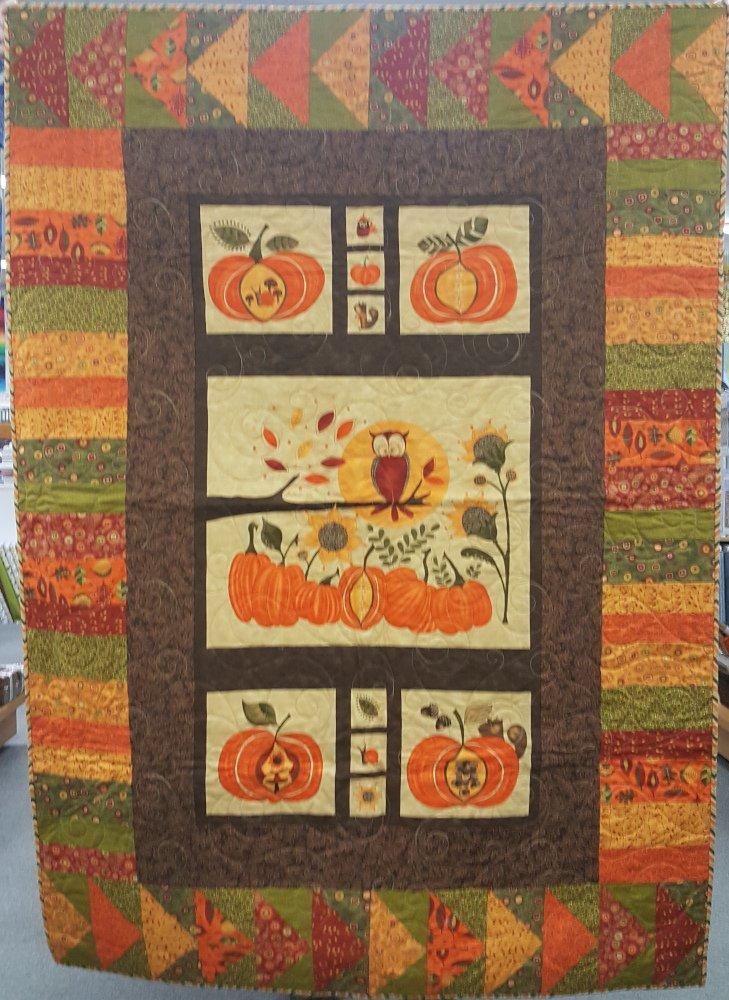 Pumpkins, 48 x 66