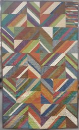 Geometric Southwest, 44 x 70