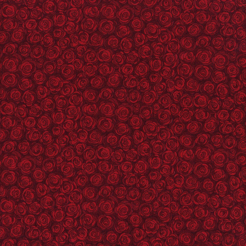 Hopscotch, Rose Petals, Ruby