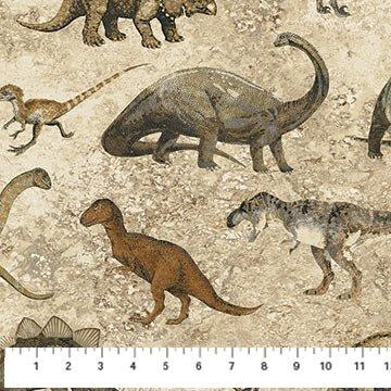 Dinosaurs Tan