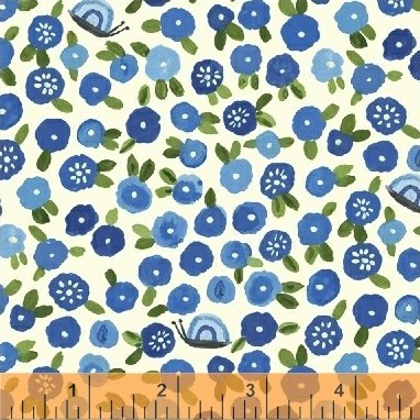 BFFs, Blossoms, 50486-3, Blue
