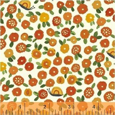 BFFs, Blossoms, 50486-5, Orange