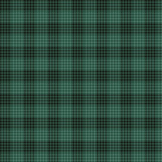 Yard Dye Plaid - Teal