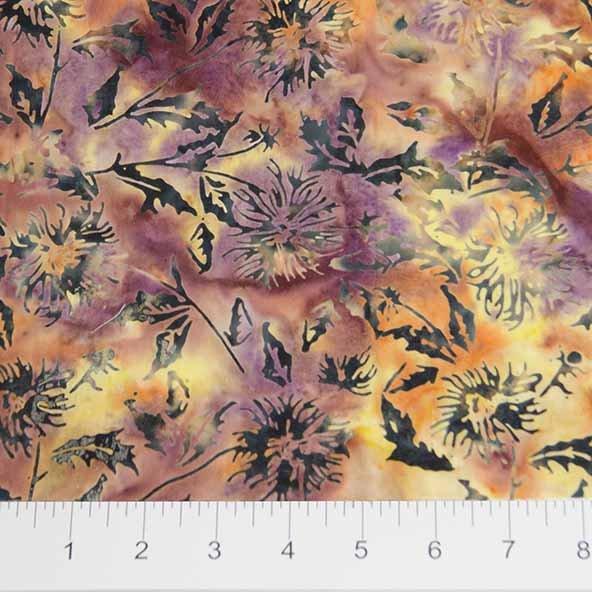 80001-57, Shattered Garden, Batik