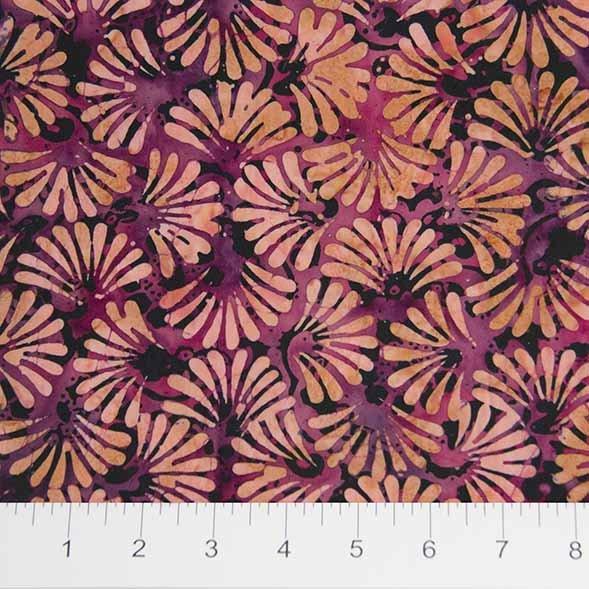 80005-29, Shattered Garden, Batik