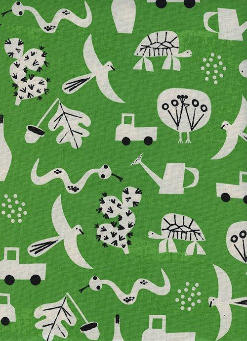 Flourish - Green