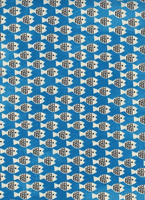 Fish Friends - Blue