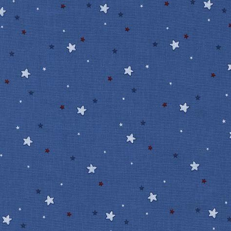 Sprinkled Stars, Blue
