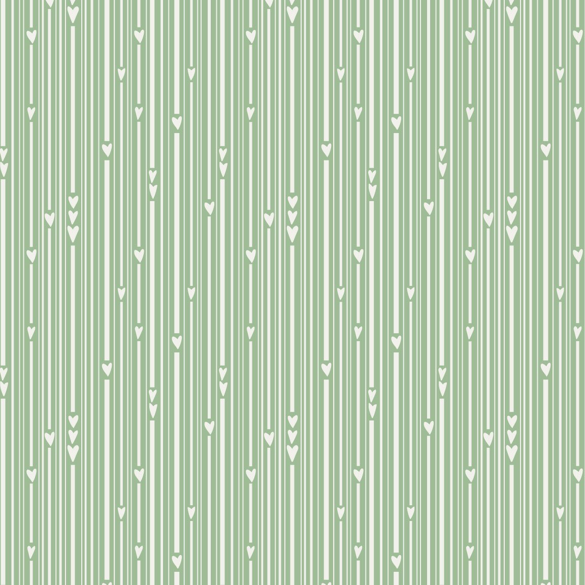 Green Heart Stripe, Summer Breeze