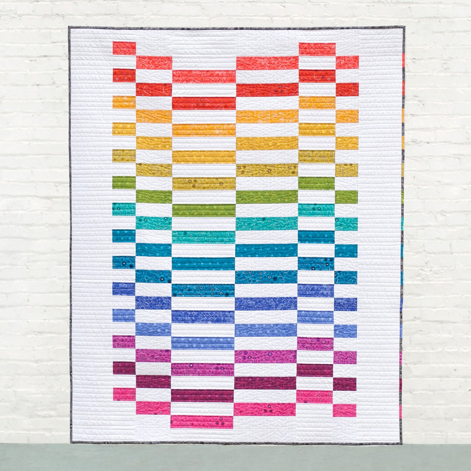 Staggered, Quilt Theory