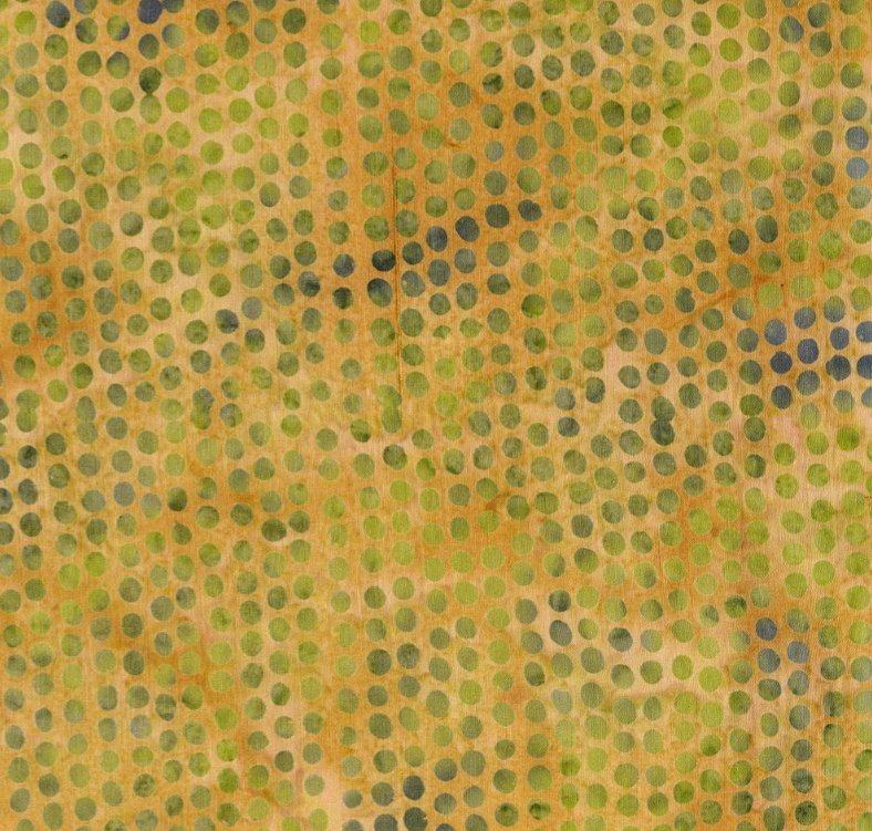 Island Batik Dot Sahara Globetrotter