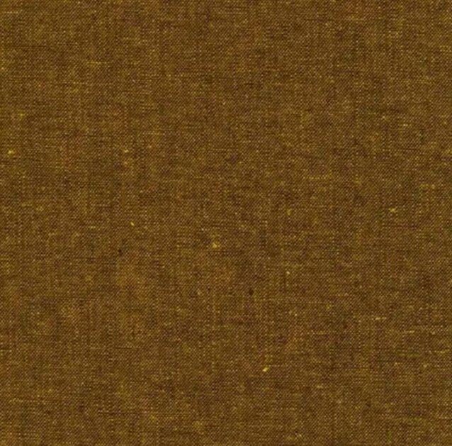 Robert Kaufman Yarn-Dyed Essex Linen/Cotton Spice