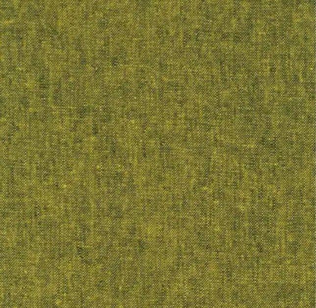 Robert Kaufman Yarn-Dyed Essex Linen/Cotton Jungle
