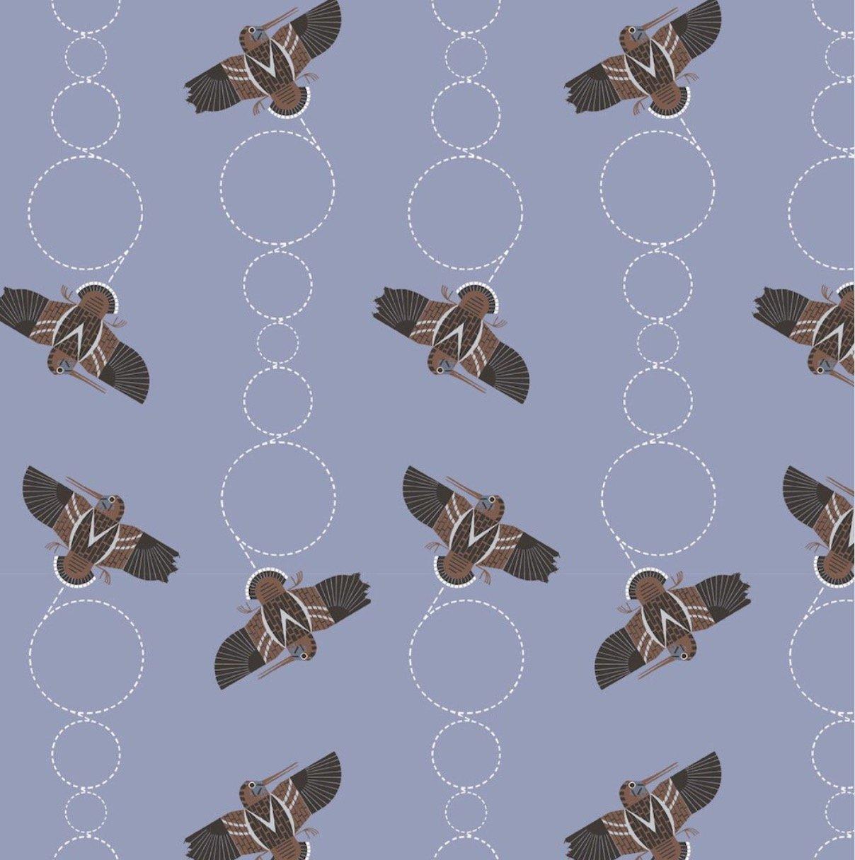 Charley Harper Lakehouse Vol. 1 CH 139 Amorously Airborne