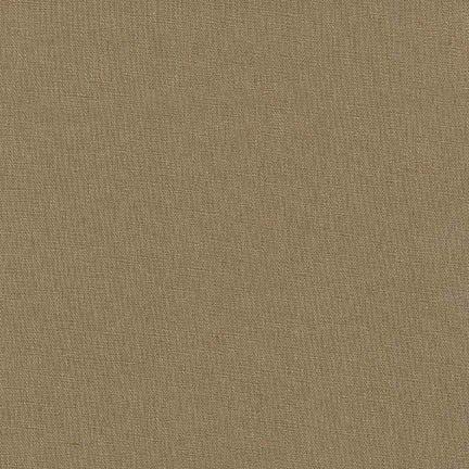 Essex Earth  Sashiko Fabric linen/cotton