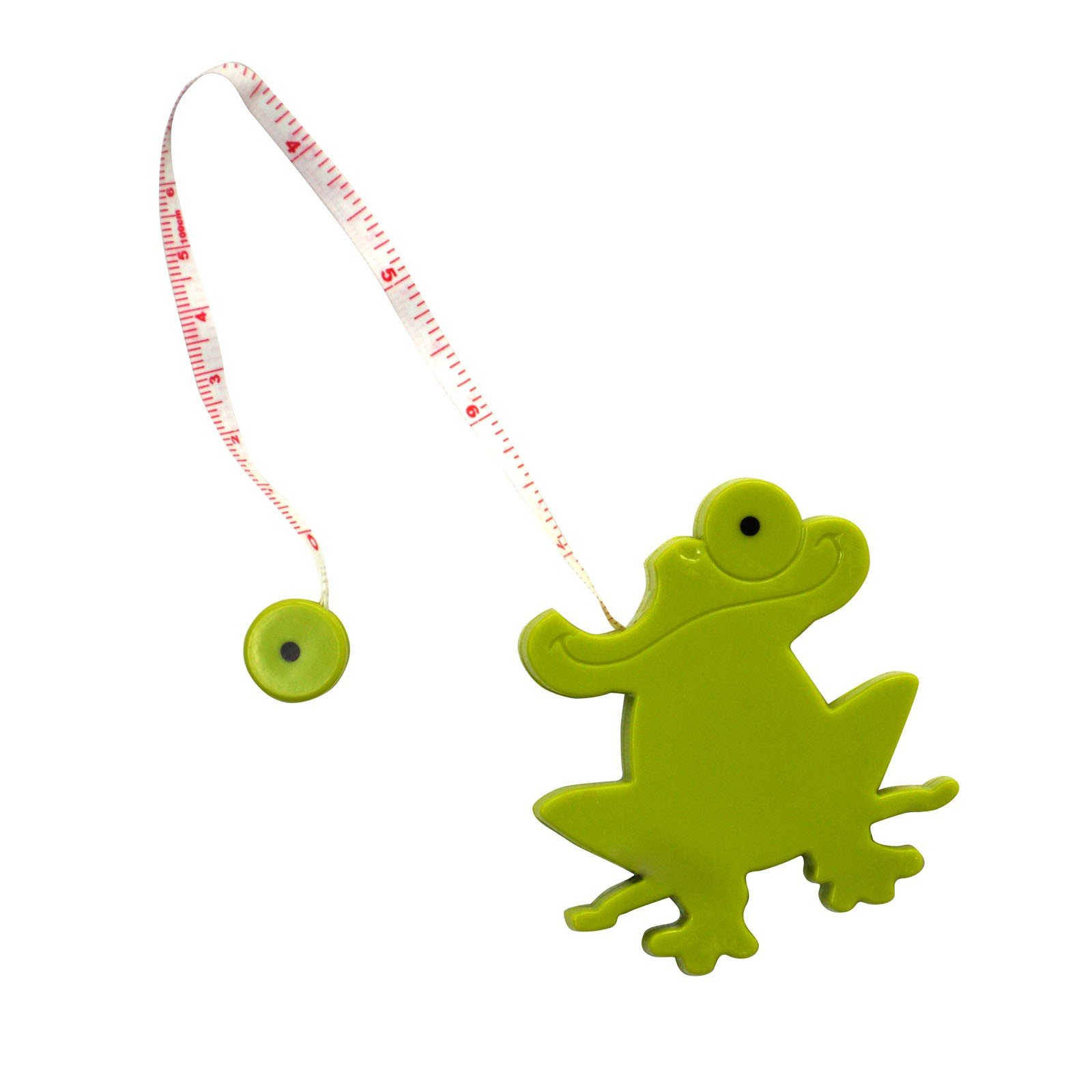 Jumpy Frog Tape Measure