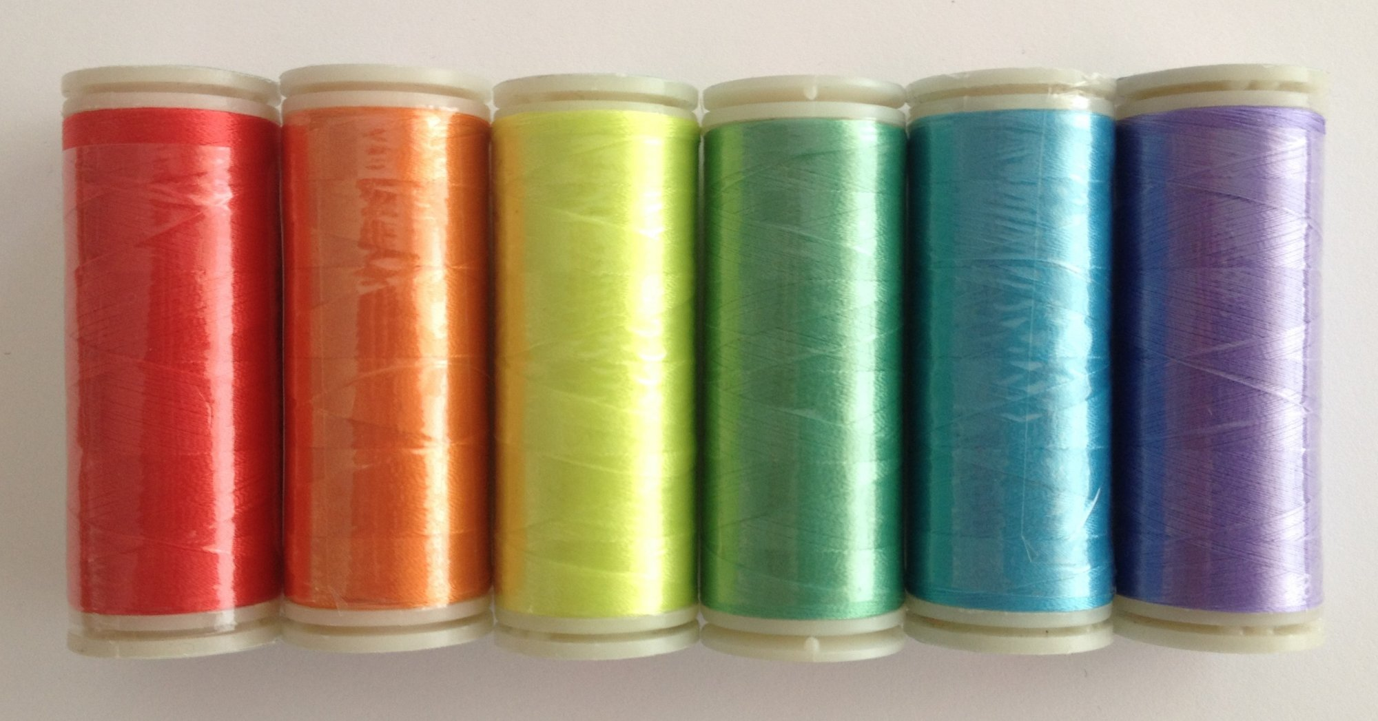 Invisafil 100 wt. 2 ply Polyester Thread-Single
