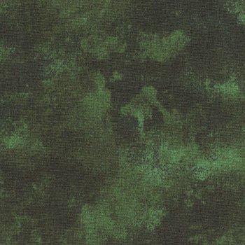 Christmas Green Moda Marbles Sashiko Fabric