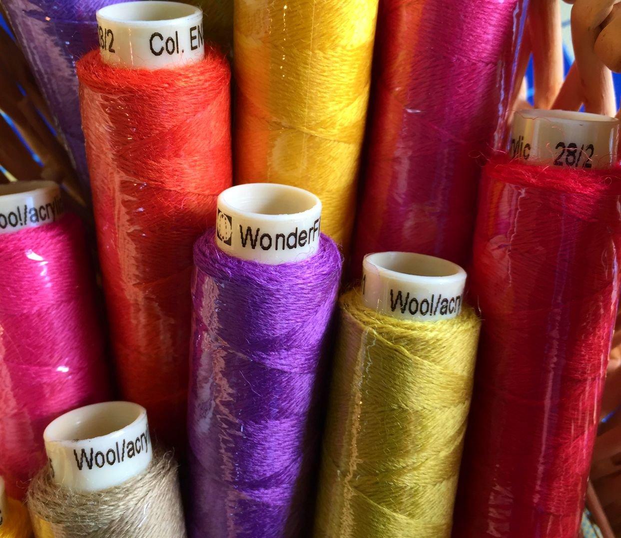 Sue Spargo/ Ellana Wool thread