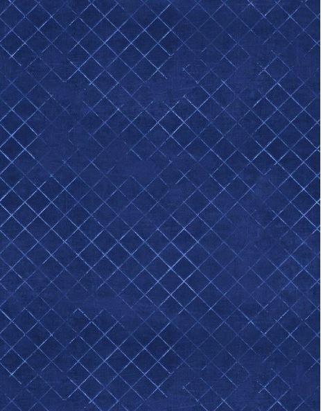ESSENTIALS 108 - TRELLIS BLUE 1055-7215-444