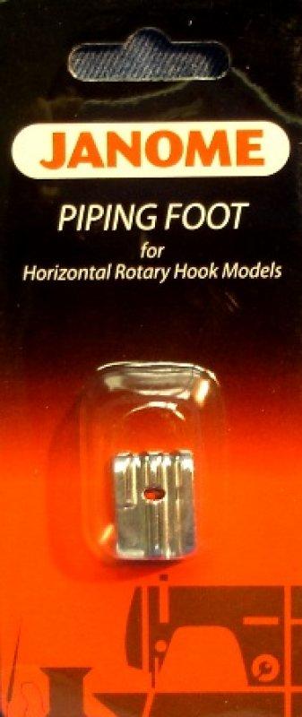 PIPING FOOT for HORIZONTAL ROTARY HOOK MODELS
