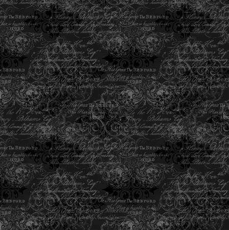 CARDINAL NOEL - BLACK DECORATIVE WORDS 39641-999
