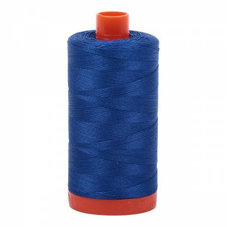 AURIFIL COTTON THREAD MEDIUM BLUE A1050-2735