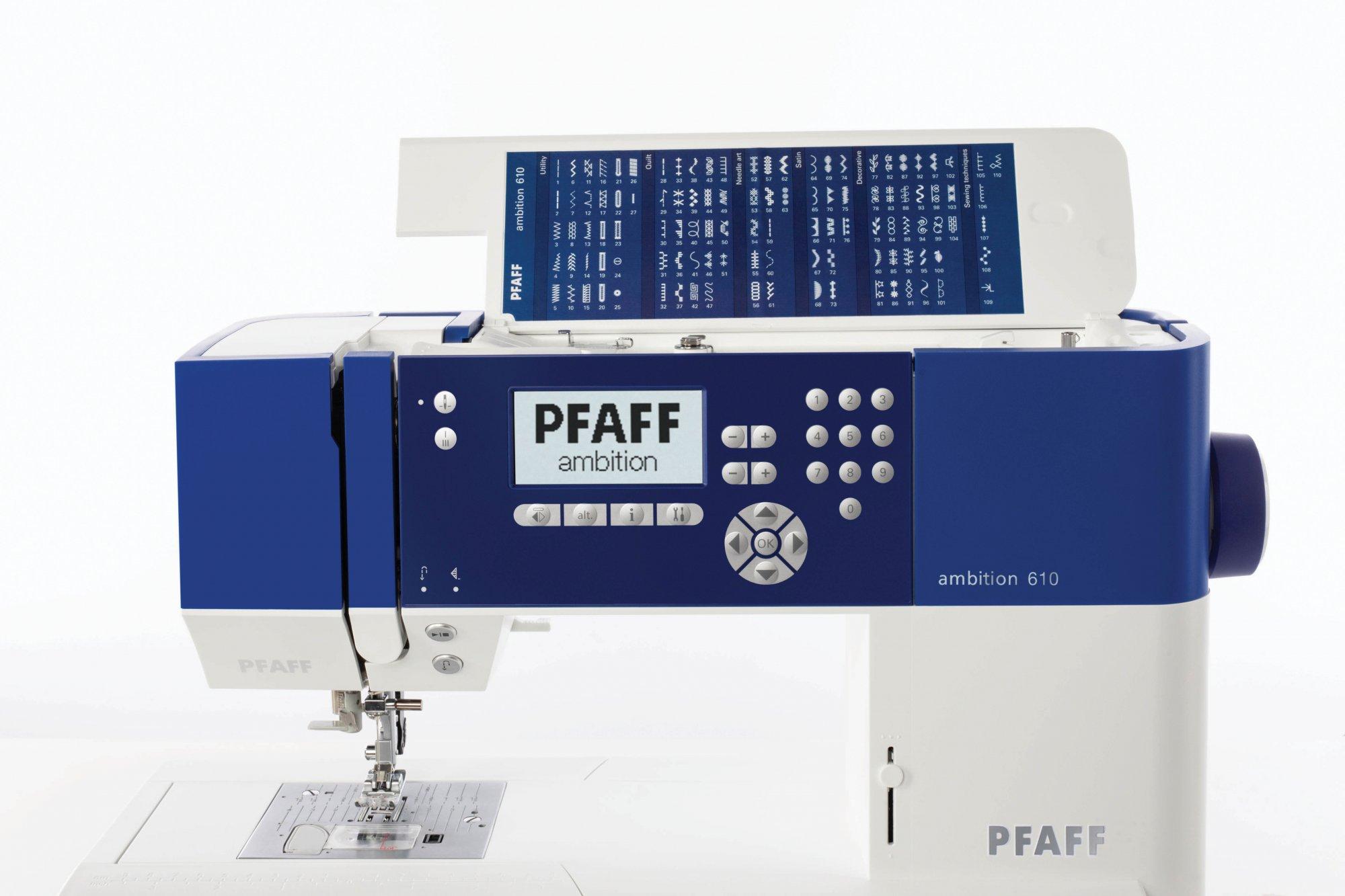 Pfaff Ambition Sewing Machine Needle Threader Hook