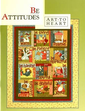 BE ATTITUDES    ATH534